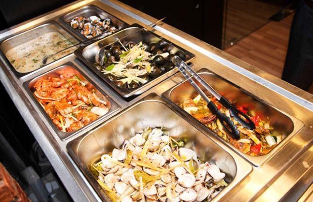 đánh giá nhà hàng buffet 4gs texas