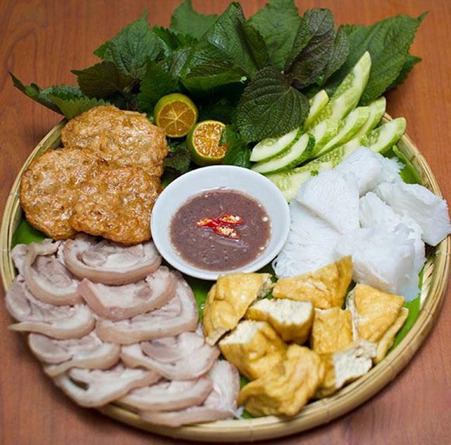 Đánh giá Quán bún đậu Lâm Bô - Saigonamthuc.vn