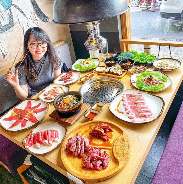 Đánh giá nhà hàng nướng Hàn Quốc Gogi House