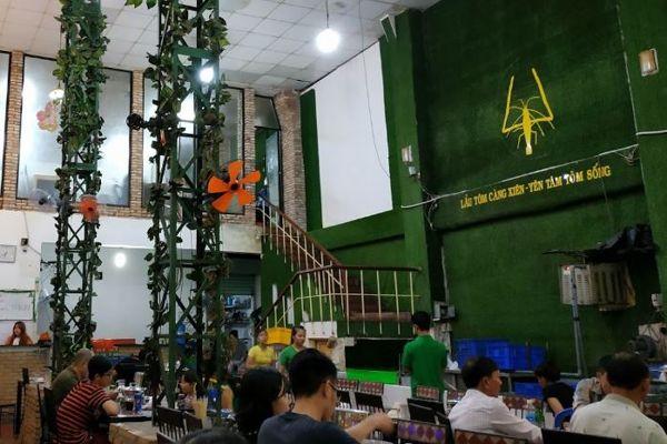 Lẩu Tôm Càng Xiên 5 Ri Sài Gòn