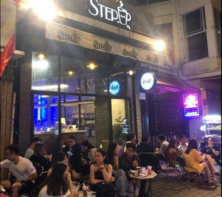 StepUp Coffee Quận 1