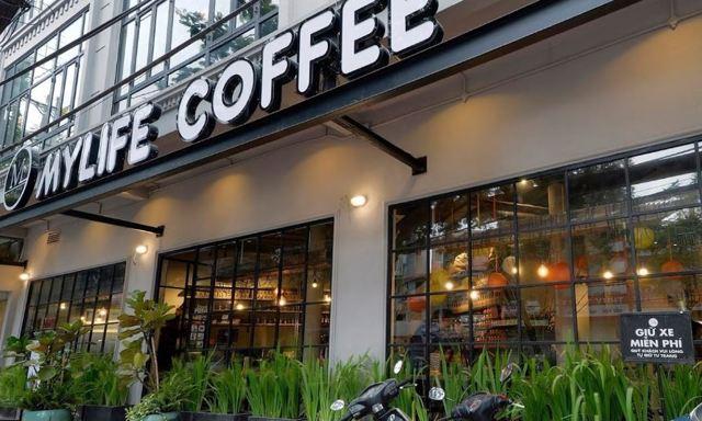 Quán Mylife Coffee Quận 1