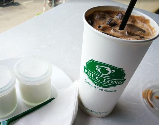 Phúc Long Coffee & Tea Express Nguyễn Thái Học